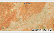 "Satellite 3D Map of the area around 31° 20' 36"" S, 143° 43' 29"" E"