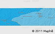 Political Panoramic Map of Cerrillada