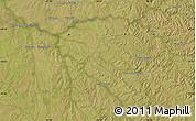Satellite Map of Ferreira