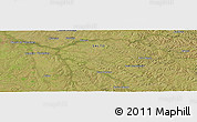 "Satellite Panoramic Map of the area around 31° 20' 36"" S, 56° 52' 30"" W"