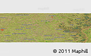 "Satellite Panoramic Map of the area around 31°49'7""S,58°34'30""W"