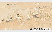 Satellite 3D Map of Al Qawātī