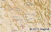 Satellite Map of Shahrak-e Abūzār