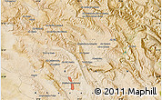 Satellite Map of Āb Chahrū