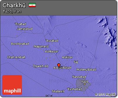 Political Map of Charkhū