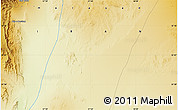 """Physical Map of the area around 32°8'5""""N,57°52'30""""E"""