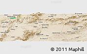 Satellite Panoramic Map of Chaman