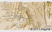 Satellite 3D Map of Ākhvondzādeh Kanḏwālah