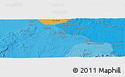 Political Panoramic Map of Chouihat
