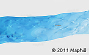 """Political Panoramic Map of the area around 32°36'26""""N,10°7'30""""W"""