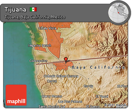 Free Satellite Map of Tijuana on map of sugarloaf california, map of calaveras california, map of colusa california, map of lathrop california, map of north county california, map of isleton california, map of hidden valley california, map of montrose california, map of loomis california, map of china lake california, map of laguna hills california, map of ontario california, map of desert hot springs california, map of inland california, map of shasta california, map of marietta california, map of upland california, map of pacific coast california, map of san luis obispo california, map of westmorland california,