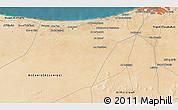 Satellite 3D Map of Al Māyah