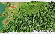 Satellite 3D Map of Kumanoshō