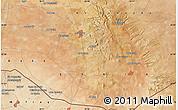 Satellite Map of Khirbat al Hayajānah