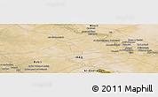 "Satellite Panoramic Map of the area around 32°36'26""N,45°7'30""E"