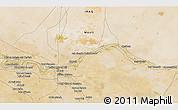 Satellite 3D Map of Al Kūt