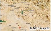 "Satellite Map of the area around 32°36'26""N,48°31'29""E"