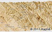 Satellite 3D Map of Amīr ol Momenīn