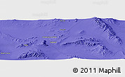 """Political Panoramic Map of the area around 32°36'26""""N,55°19'30""""E"""