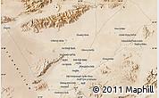 Satellite Map of Farāh