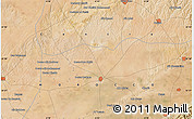 """Satellite Map of the area around 32°36'26""""N,6°43'29""""W"""