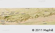 "Satellite Panoramic Map of the area around 32°36'26""N,72°19'29""E"