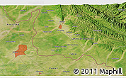 Satellite 3D Map of Jammu