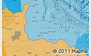 Political Map of Jammu