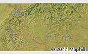 Satellite 3D Map of Cañitas