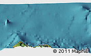 """Satellite 3D Map of the area around 33°4'42""""N,16°55'29""""W"""