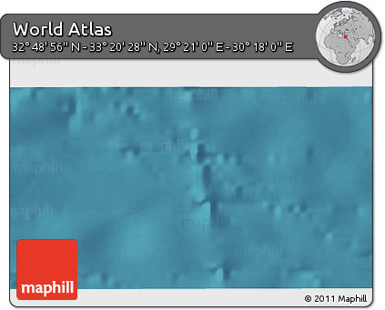 """Satellite 3D Map of the Area around 33°4'42""""N,29°49'30""""E"""