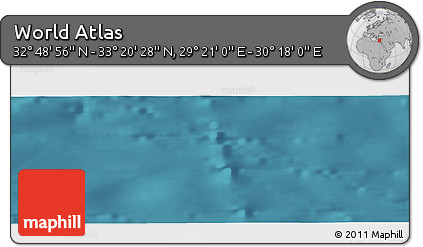 "Satellite Panoramic Map of the Area around 33°4'42""N,29°49'30""E"