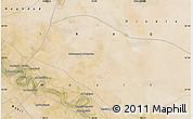 "Satellite Map of the area around 33°4'42""N,45°7'30""E"
