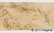 Satellite 3D Map of Nā'īn