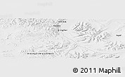 "Physical Panoramic Map of the area around 33° 4' 42"" N, 91° 52' 30"" E"