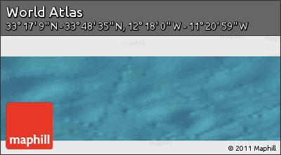 "Satellite Panoramic Map of the Area around 33°32'52""N,11°49'29""W"