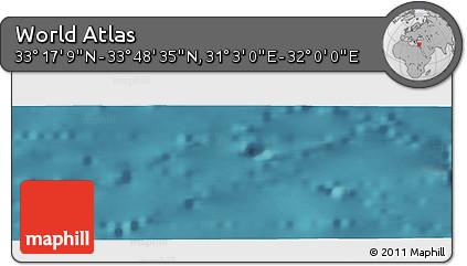 "Satellite Panoramic Map of the Area around 33°32'52""N,31°31'29""E"
