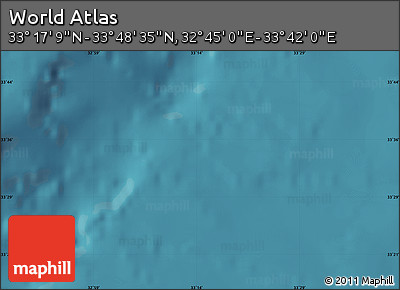 "Satellite Map of the Area around 33°32'52""N,33°13'30""E"