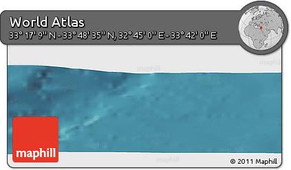"Satellite Panoramic Map of the Area around 33°32'52""N,33°13'30""E"