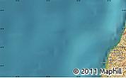 "Satellite Map of the area around 33°32'52""N,34°55'29""E"