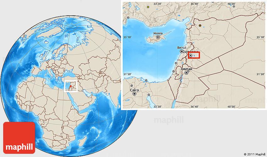 Syria History People Maps Britannica