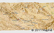 Satellite 3D Map of Khorramābād