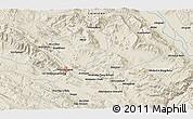 Shaded Relief 3D Map of Khorramābād