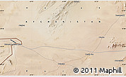 Satellite Map of Āteshān