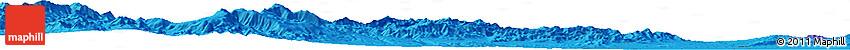 Political Horizon Map of Ghaznī
