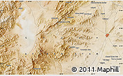 Satellite Map of Ghaznī