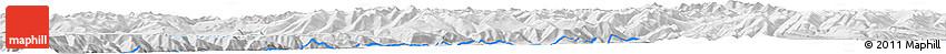Physical Horizon Map of Tunah