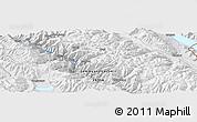 Physical Panoramic Map of Tunah