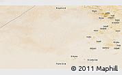 Satellite 3D Map of Kebili