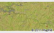 Satellite 3D Map of Durazno